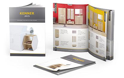 Каталог мебельной продукции «Кenner»