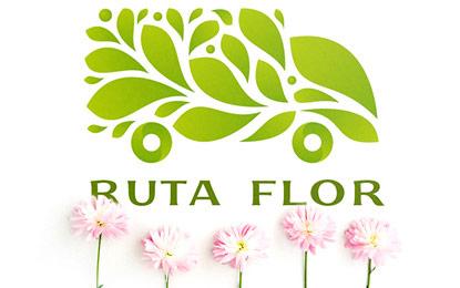 Логотип для оптового поставщика цветов