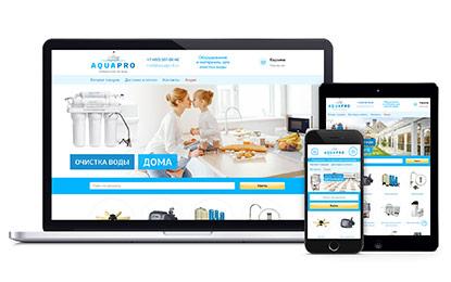 Интернет-магазин «AquaPro»