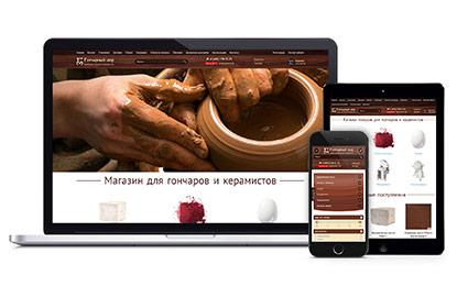 Интернет-магазин «Гончарный Мир»