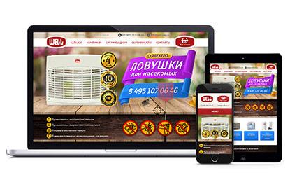 Интернет-магазин «welltrap.ru»